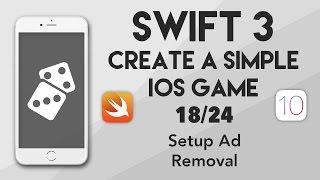 3 Hızlı iOS Oyunu 18 - Kur Reklam Kaldırma Oluşturmak #