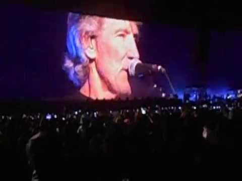 Us and Them/Fearless/Shine On You Crazy Diamond. Roger Weates, zócalo Ciudad de México 2016