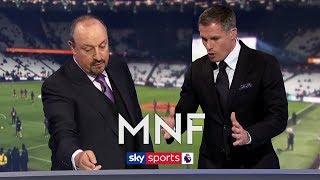 Rafa Benitez & Jamie Carragher breakdown HOW to beat Liverpool in the Premier League! | MNF