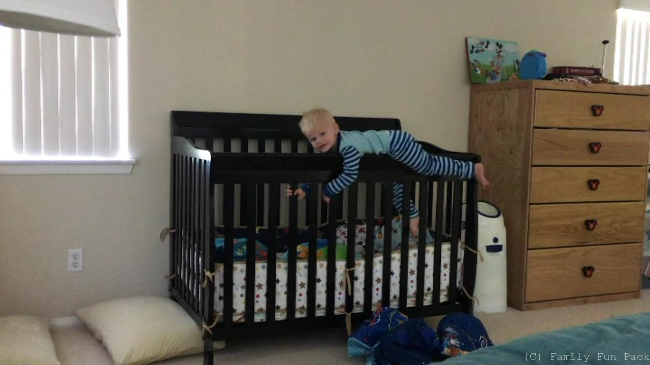 Baby escapes crib youtube - Baby Michael Escapes From Crib