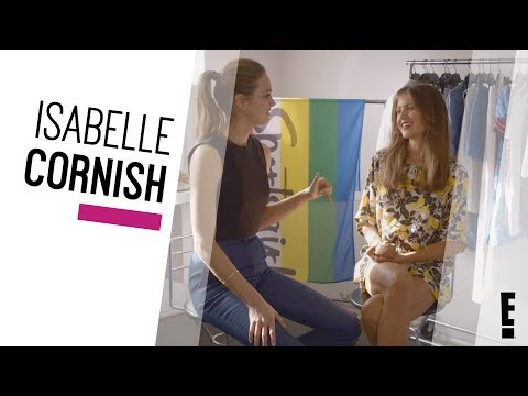 Isabelle Cornish Interview | The Hype | E!