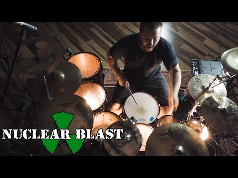 DESPISED ICON - Light Speed (OFFICIAL DRUM PLAYTHROUGH)