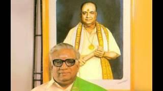 Raa Rajeeva Lochana Rama - Mohanam - Mysore Vasudevachar Composition