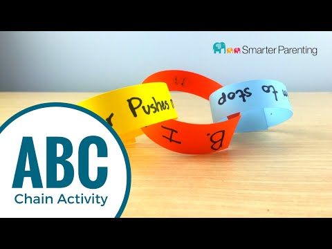 Learn The ABC'S Of Behavior: A Learning Activity With A Twist