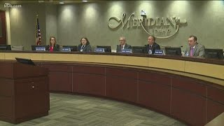 Meridian mayoral candidates discuss growth, other major issues facing city at packed public forum