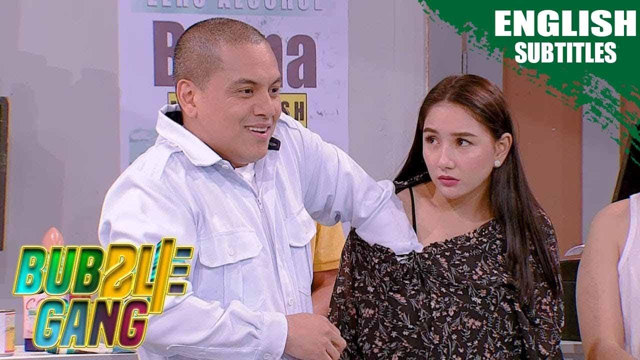 Download Bubble Gang: Kapkapan mo si Faye Lorenzo! (with English subtitles)