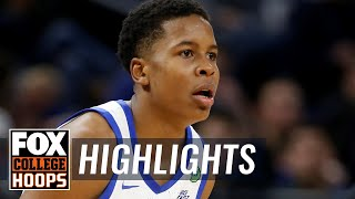 DePaul stunned by Buffalo, handed first loss of season, 74-69 | FOX COLLEGE HOOPS HIGHLIGHTS thumbnail