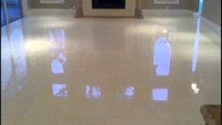 How to Remove Dull Spots in Marble Tile Floors in Miami