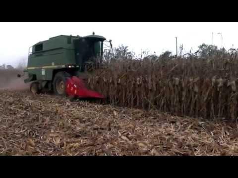 JD 2256 kukorica aratás