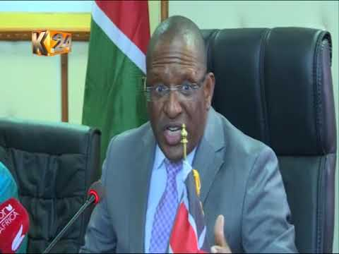 The Daily Brief: CS Tobiko takes over the Ministry of Environment
