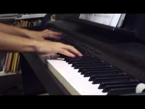 rain stops, good-bye - Piano Arrange