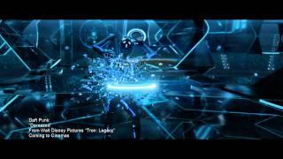 ТРОН: Наследие (клип Daft Punk)