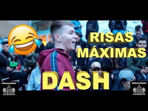 (RISAS MÁXIMAS) DASH - LOCURAS Y SEMADAS POR BCN #3