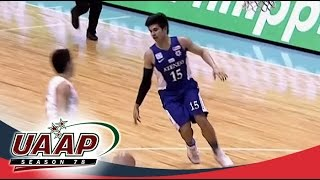 UAAP 78: Ravena spins and scores!