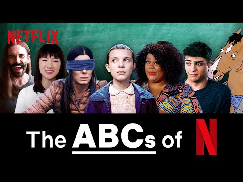 The ABCs of Netflix (Not for Kids)