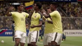 Golazo Barrios #Colombia #PS4share #PS4 #FIFA #FIFA19