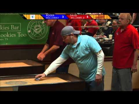 Roger Holloway vs. David Williams Jr. Game 3