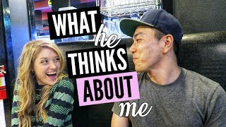 First Time in Little Tokyo & What he Thinks About me // LA WEEK 2