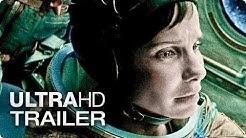 GRAVITY Extended Main Trailer Deutsch German | 2013 Official Film [Ultra-HD / 4K]
