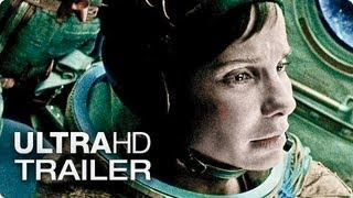 GRAVITY Extended Main Trailer Deutsch German | 2013 Official Film [Ultra-HD / 4K]
