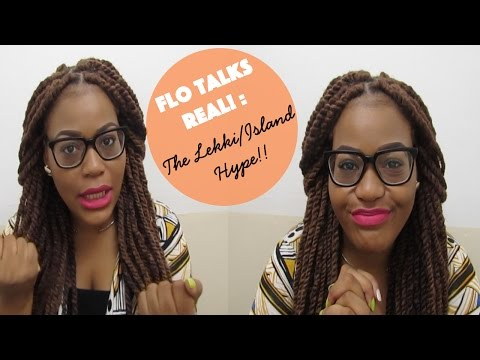 DON'T JOIN THE LEKKI/ISLAND HYPE, FOR THE LADIES!! || FLO TALKS REAL 'FTR' (EP 1)