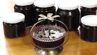 варенье из черной смородины по рецепту моей свекрови
