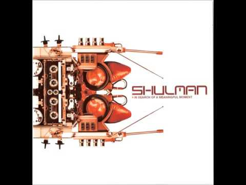 Shulman - In Search Of A Meaningful Moment [Full Album]
