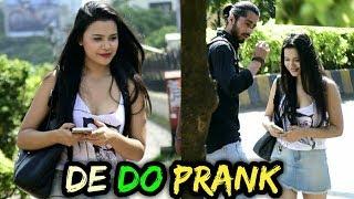 "CUTE GIRLS ""NUMBER DE DO NA"" PRANKS IN PAKISTAN"