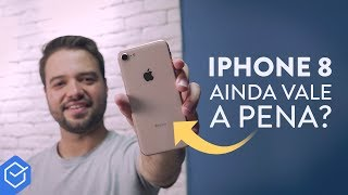 iPhone 8 ainda VALE A PENA em 2019? | Análise 1 ANO DEPOIS!