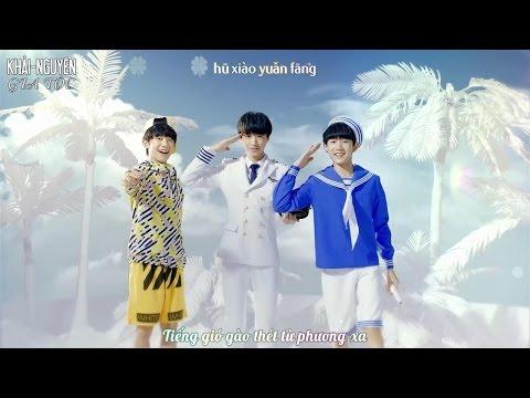 [Vietsub MV] TFBoys - Great Dreamer (大梦想家)
