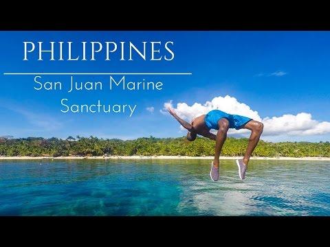 Exploring The Philippines -Tubod Beach & Marine Sanctuary, BEST BEACH IN SIQUIJOR