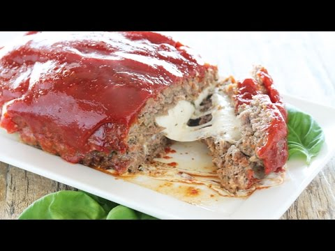 How to Make Cheese Stuffed Meatloaf