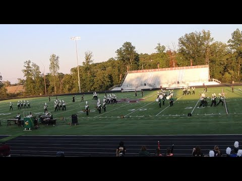 SCHOOL BAND COMPETITION'S AT ROCK RIDGE HIGH SCHOOL