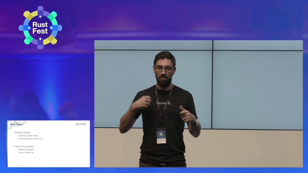 Matthieu Wipliez - Techniques for writing concurrent applications with  asynchronous I/O