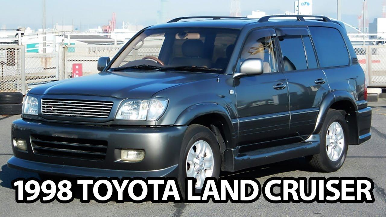 Kelebihan Kekurangan Toyota Land Cruiser 1998 Tangguh