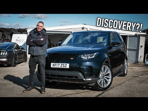 I Bought A *MASSIVE SPEC* Land Rover Discovery 5! | First Ed