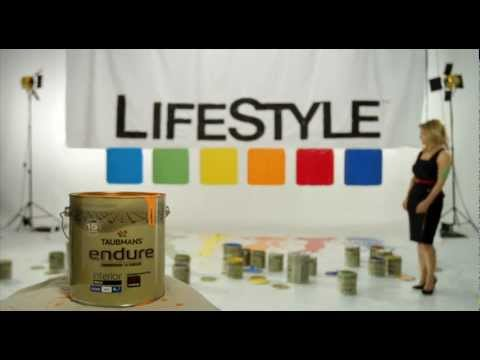 Lifestyle Channel Taubmans promo - YouTube