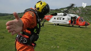 A look inside Dublin's Rescue 116 helicopter