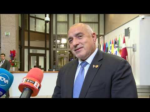 Бойко Борисов: Мога само да се извиня от името на правителството за това, което Валери Симеонов е казал по адрес на майките на деца с увреждания. Такъв език е недопустим и се разграничавам от него. Крайно време е всеки да си мери думите. Това касае както опозицията, така и хората в управляващата коалиция. С майките постигнахме споразумение, дадохме си срокове, законопроектът мина на Министерски съвет, предстои обсъждане и се надявам да бъде гласувано до идния петък. Всичко, за което сме се разбрали, ще бъде изпълнено.