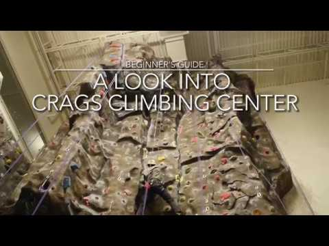 A Beginner's Guide To Rock Climbing At UW