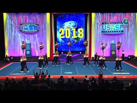 UPAC - Super Panthers (Chile) [2018 International Open Large Coed Level 6 Semis]