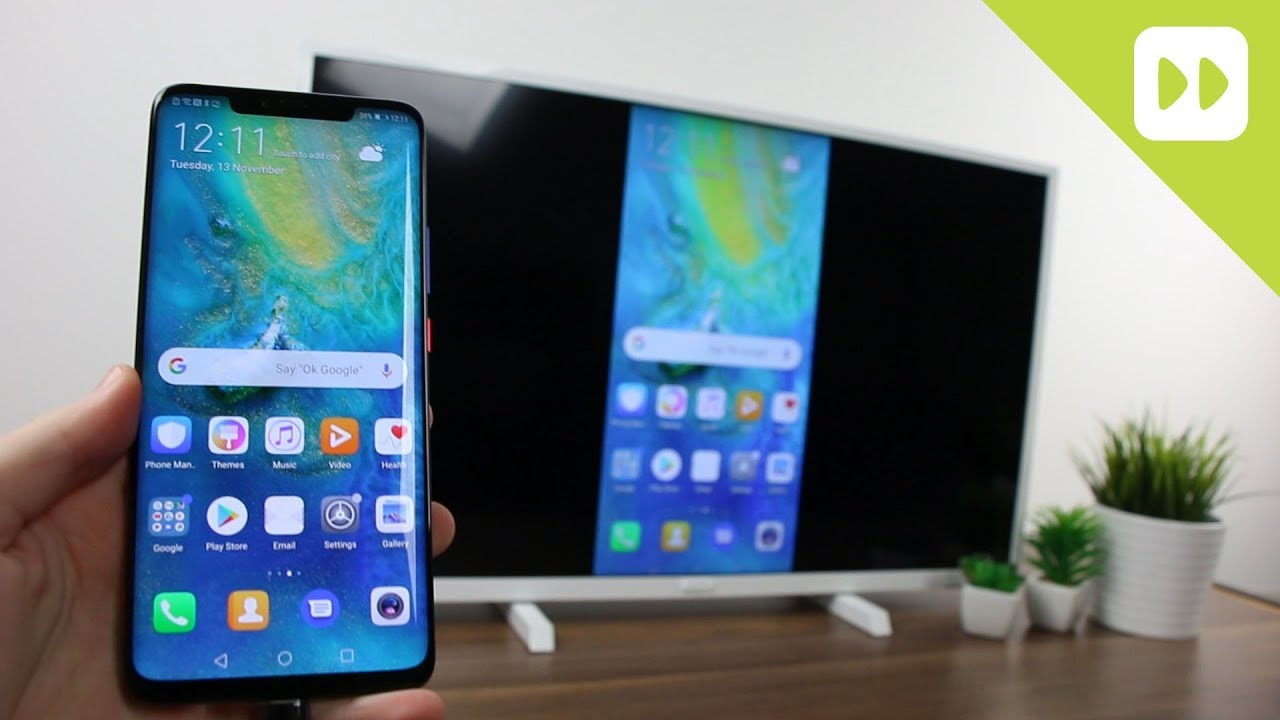 How to connect Huawei Mate 20 Pro to TV | Mobile Fun Blog