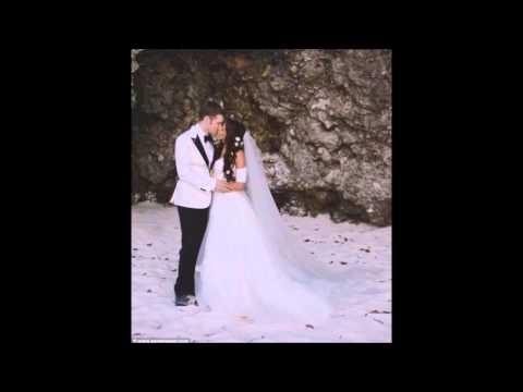 Joseph Morgan And Persia White Wedding Pictures
