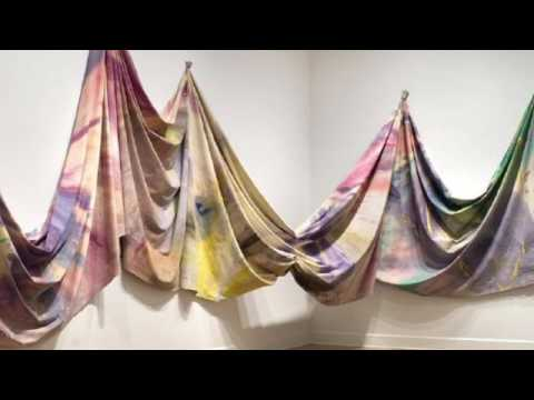Sam Gilliam: Final Video Project