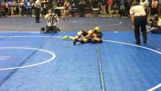 Texas transgender wrestle advances to semifinals