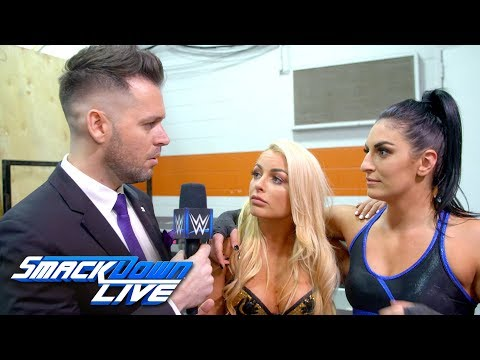 Was Mandy Rose & Sonya Deville's victory tainted?: SmackDown Exclusive, Dec. 4, 2018