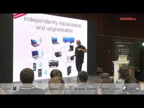JavaDay Kyiv 2015: Microservices Design Patterns for Java Application, Arun Gupta