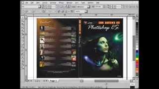Membuat Cover CD Box Bagian 1