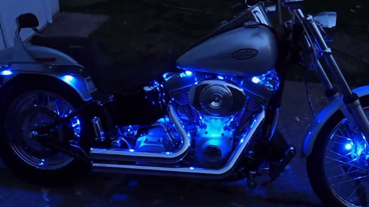 Led Lights Harley Davidson Softail