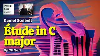 Daniel Steibelt : Étude in C major, Op. 78 No. 1
